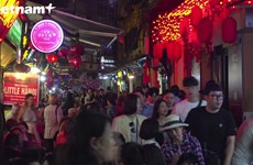 春节购物——越南人特殊传统