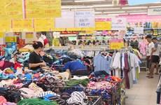 今年6月份越南CPI环比上涨0.66%