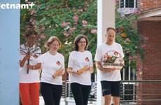四国集团各国大使拜年祝福特别视频中所传递的积极信息