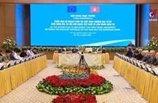 EVFTA像一条高速公路一样使越南和欧盟走得更近