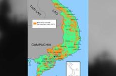 """""""渴望向上""""在线图片展:越南橙剂灾难的全景"""