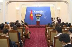 越南呼呼各方为维持东海和平、稳定和安全负起责任