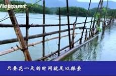 探险命名为北部中游地区微型下龙湾—— 云会沼泽