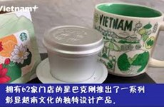 星巴克将越南文化元素融入咖啡产品