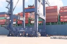 8月份越南贸易顺差35亿美元