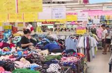8月份胡志明市CPI指数环比上涨0.06%