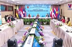 AIPA 41:增进年轻议员交流  建设与发展东盟共同体