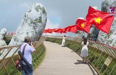 岘港市努力为游客打造安全、魅力的旅游环境
