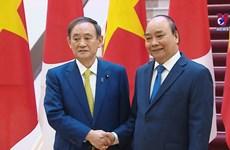 菅义伟就任日本首相后初次外访,第一站是越南