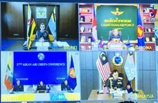 第17届东盟空军司令视频会议开幕