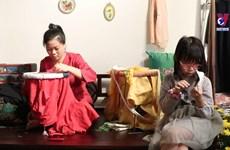 越日文化交流与展示厅亮相越南妇女博物馆