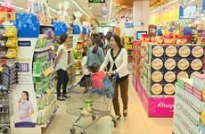 让越南商品进入超市有助于提高国产产品的知名度