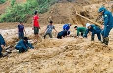 组图:第九号台风对越南中部地区各省造成巨大损失