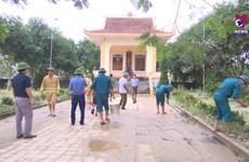 中部地区各省军民迅速组织开展灾后恢复重建工作