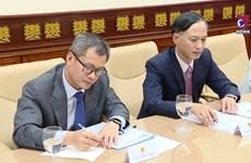 范平明与澳大利亚外长佩恩举行越澳外长年度会议