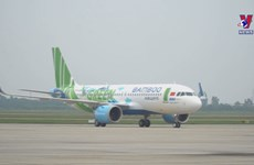 越竹航空开通芹苴至昆岛和富国航线
