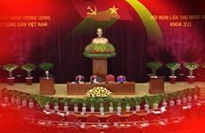越共十二大在任期内取得的成功为越共十三大奠定基础