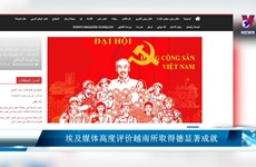 埃及媒体高度评价越南所取得的显著成就