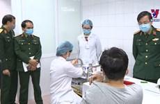 Nano Covax疫苗第二阶段人体试验项目正式启动