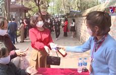 人民群众对越南打赢疫情防控阻击战充满信心