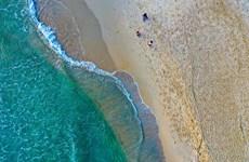组图:岘港市美溪海滩跻身亚洲25大最佳海滩榜单