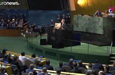 联合国秘书长将越南视为强大伙伴
