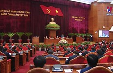 加强党建和政治体系建设工作 满足新一阶段的革命需求