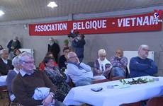 比利时-越南协会声援越南二恶英受害者