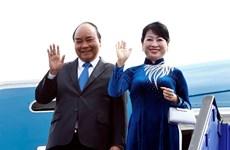 越南政府总理对瑞典进行正式访问  会见瑞典部分一流企业代表(组图)