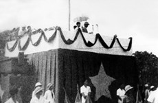 八月革命胜利暨九·二国庆节74周年:没有什么比独立自由更可贵(组图)