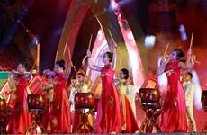 阮春福出席会安古镇和美山圣地被联合国教科文组织列入世界文化遗产名录20周年纪念典礼(组图)
