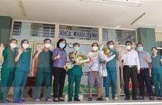 越南新增两例新冠肺炎确诊病例 入境后立即接受隔离