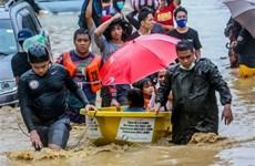 """台风""""梵高"""" 致使菲律宾26人死亡"""