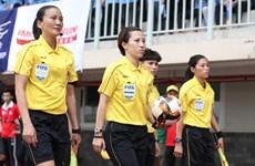 越南2名女裁判入选澳大利亚、新西兰2023年女足世界杯裁判员候选名单