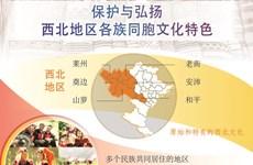 图表新闻:保护与弘扬西北地区各族同胞文化特色
