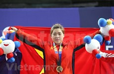 第30届东南亚运动会:3日越南代表团再添8枚金牌  稳居奖牌榜第二名