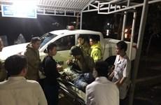 捞庄三号水电站山体滑坡事件:19人被送至医院 其中1人死亡