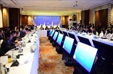 国会副主席汪周刘出席东盟议会联盟大会与东盟领导人会议