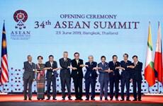 越南是东盟积极、主动和负责任的成员(组图)