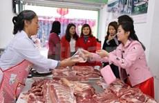 猪肉价格猛涨拉动11月越南CPI指数上涨0.96%
