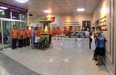 旅泰越南人和安南宗佛教信徒携手抗击疫情