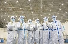 越南在全球抗击疫情中坚定合作信心