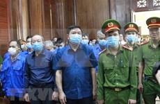 胡志明市人民法院一审开庭审理胡志明市-中良高速公路违法违规案件