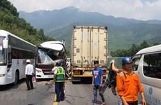 四•三十和五一劳动节假期前3天共发生76起交通事故 58人死亡