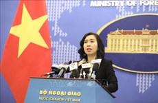 越南外交部就一名越南公民在韩国感染新冠肺炎的信息做出回应