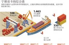 图表新闻:宁顺省卡纳综合港