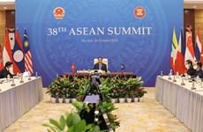 第38届和第39届东盟峰会及系列会议第一天 越南政府总理范明政出席5个会议