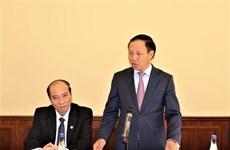 越南得乐省赴俄寻找合作伙伴