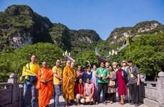 2019年卫塞节:国际代表对越南美丽风景赞叹不已