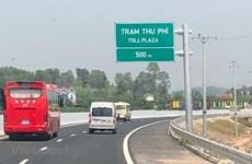 政府副总理郑廷勇出席北江-谅山高速公路通车仪式